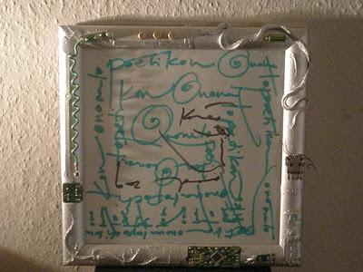 Fantastik-prisen er lavet af H.H.Løyche, og rammen er lige dele chips og stålorme (2009)