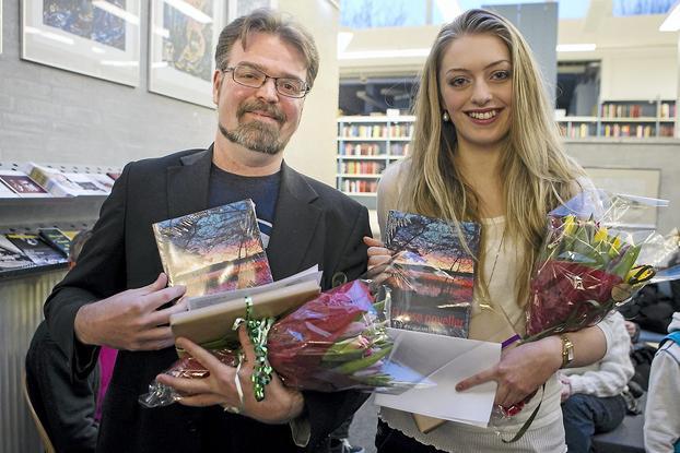 Delt vinder af Furesø Kommunes skrivekonkurrence (2014)