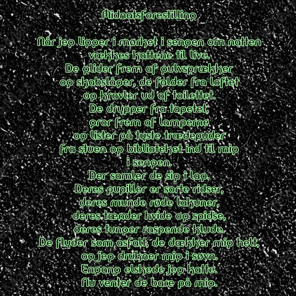 20. Midnatsforestilling