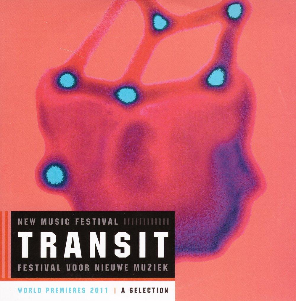 TRANSIT Festival voor Nieuwe Muziek  • Non-vanishing vacuum state – Einar Torfi Einarsson° • on types and typographies – David Brynjar Franzson°