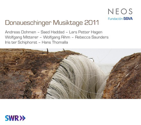Donaueschinger Musiktage 2011  • Stasis – Rebecca  Saunders °   ORDER