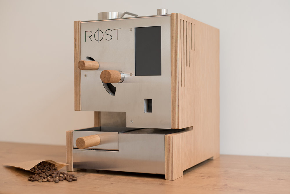 Why does the market need RØST? — ROEST - Professional Sample Roaster
