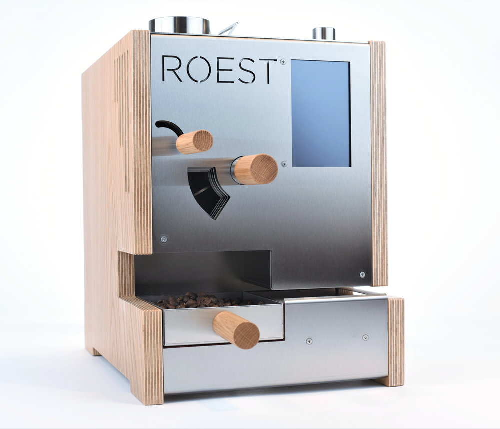 ROEST sample roaster v0.1