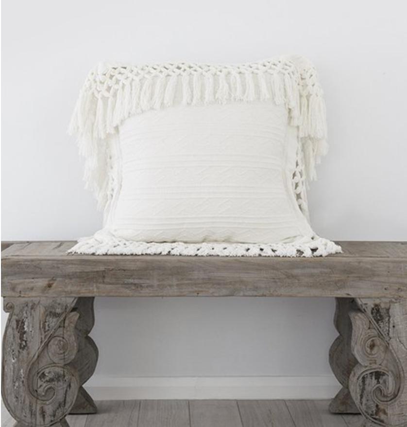 Charvi's Sisters Cushion - Losari - $140.00