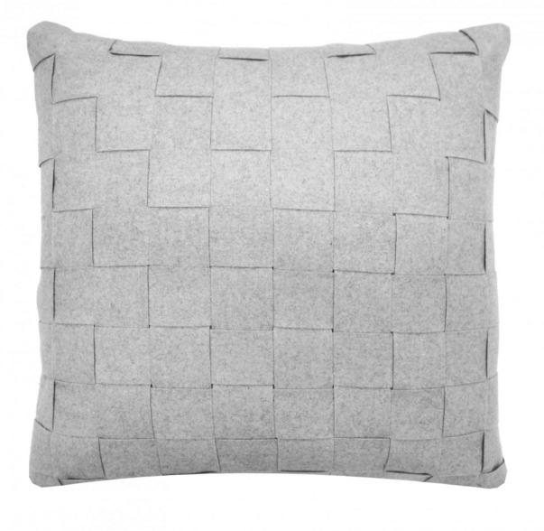 MRD Home Woven Felt Cushion