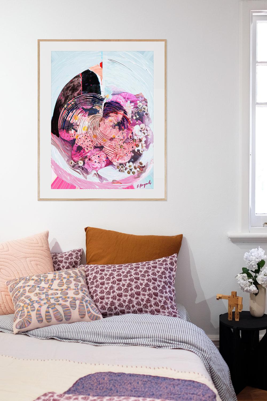 Artwork:  Bloom