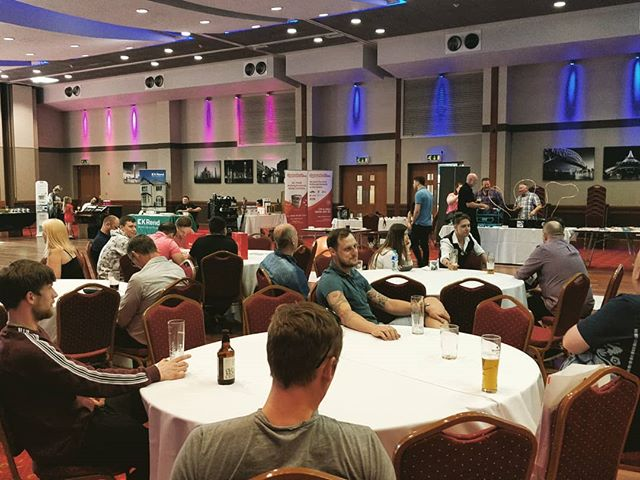 Great turn out at the trade event 2018 hosted by the finishing and associated trades equality #fate #tradeevent #construction #cscs #nvq #upskill