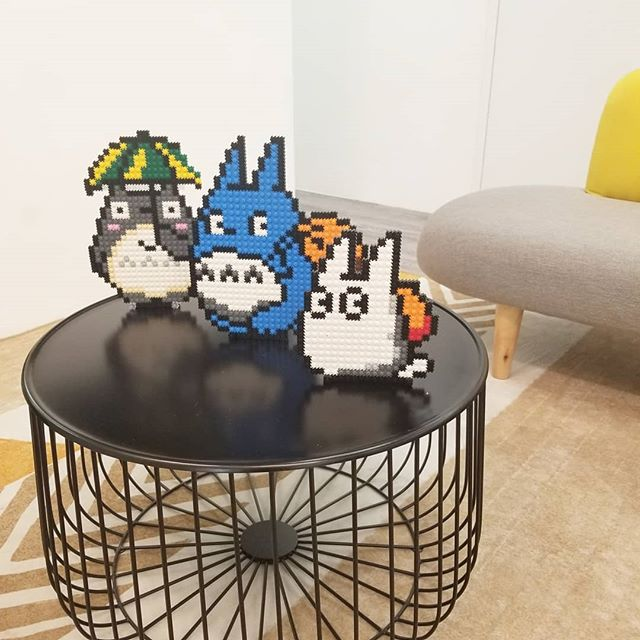 Rainy day activity to brighten your mood.😘 . Let's play #Lego at M3 Sham Shui Po.☺🎨 . . #m3community #m3 #coliving #community #space #cozy #hkig #hongkong #homekong #liveinhongkong #shamshuipo #saturday #decoration #game #weekend #LEGOphotography #LEGOfans #mood #feeling #inthemood #gathering #rainydays #play #chill #rain #lego #立方國際青年社區