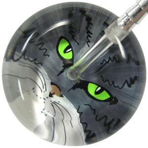 118 - Tabby Cat Eyes