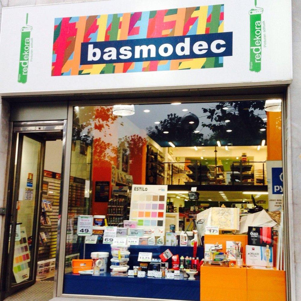 BASMODEC   Material de pintura y sus complementos en Donostia. Alucina con los descuentos de vértigo para socios y dale una nueva imagen a tu burra.