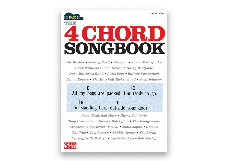 Strum Sing The 4 Chord Songbook Music Corner North