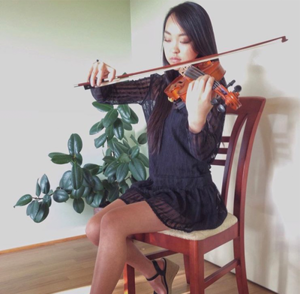 Amy Suebwicha started on the piano at age 5, later went on to begin learning the violin at age 9. Finding she loved the violin she completed AMEB exams to Grade 8 level end of 2015, following that she completed her Certificate of Performance with Honours July 2016 the same month she got accepted into the Elder Conservatorium of Music.   Currently she studying her third year for a Bachelor of music majoring in Classical Performance under the tutelage of Elizabeth Layton. In 2018 Amy had the opportunity to travel to London on a study tour where she visited four music academies; Royal College of Music, Royal Academy of Music, Guild Hall and Trinity Conservatoire. Through her time studying she has found a deep love for playing in orchestras and hopes to play in chamber and symphony orchestras in the future.