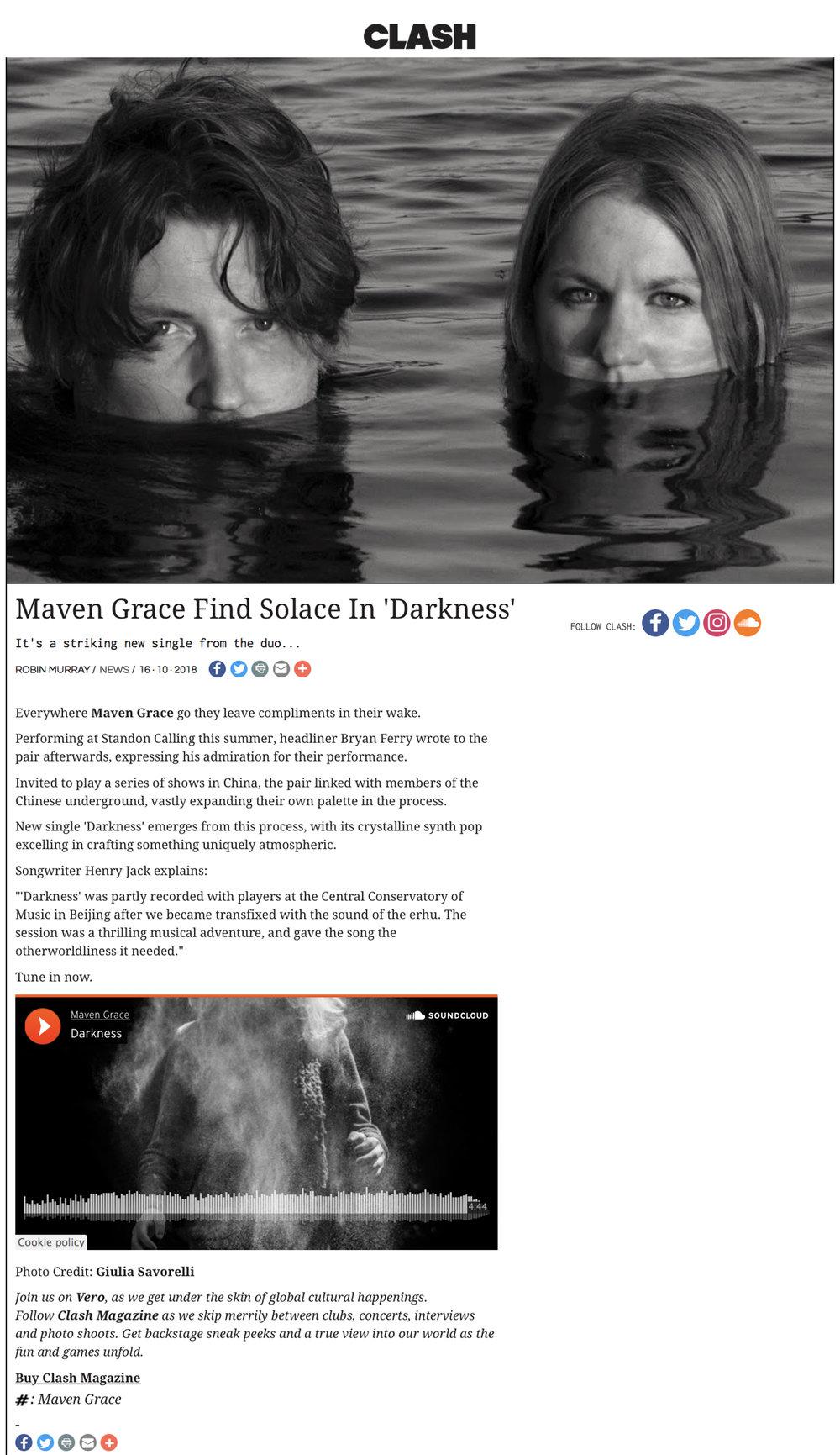 Maven Grace Darkness CLASH Review.jpg