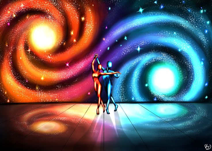 Relationships evolving for NEW EARTH! - Changing the Cosmic Dance