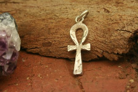 Sterling Silver Ankh