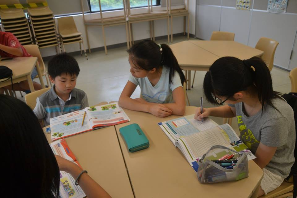 Chun Wo English Development! Program - @Chinese International School