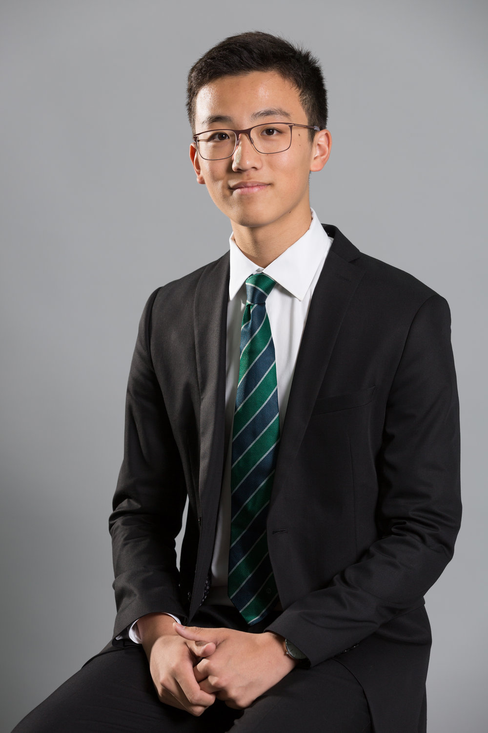 Dickson Yau    Vice President, Administration (Joined in 2017)