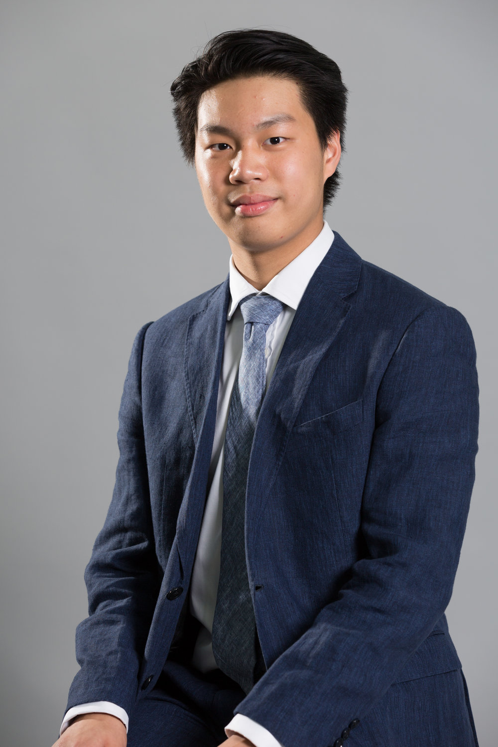 Chadwick Ho    Youth Director,  Board and President's Office;  Leaders of Hong Kong Series (Operations and Programme)   (Joined in 2017)