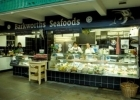 Barkworths Seafoods of Shrewsbury Market Hall   Ian Cornall and his team of brilliant fishmongers operate out of Shrewsbury Market Hall and supply most of the best restaurants in the county. Ian has a big focus on sustainability and quality of produce. He also sources a lot of seafood from within British Waters.   http://www.barkworths.co.uk/