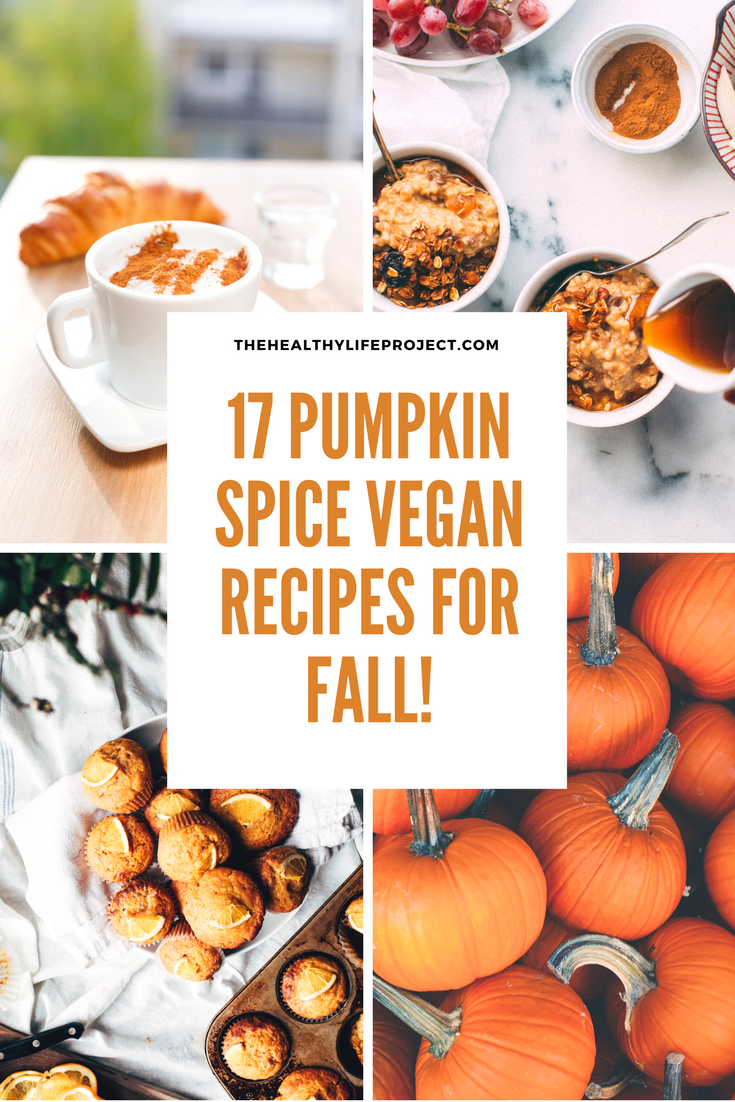 17 Pumpkin Spice Vegan Recipes for Fall!.png