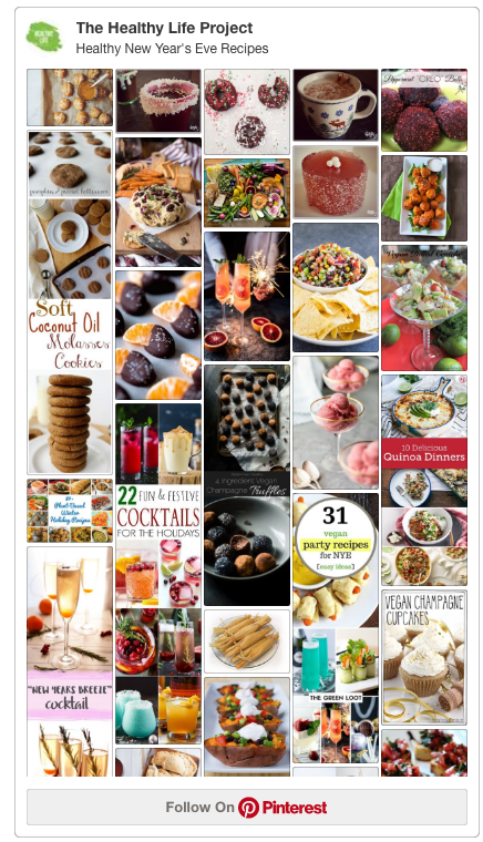 Healthy New Year's Eve Recipes - The Healthy Life Project.png