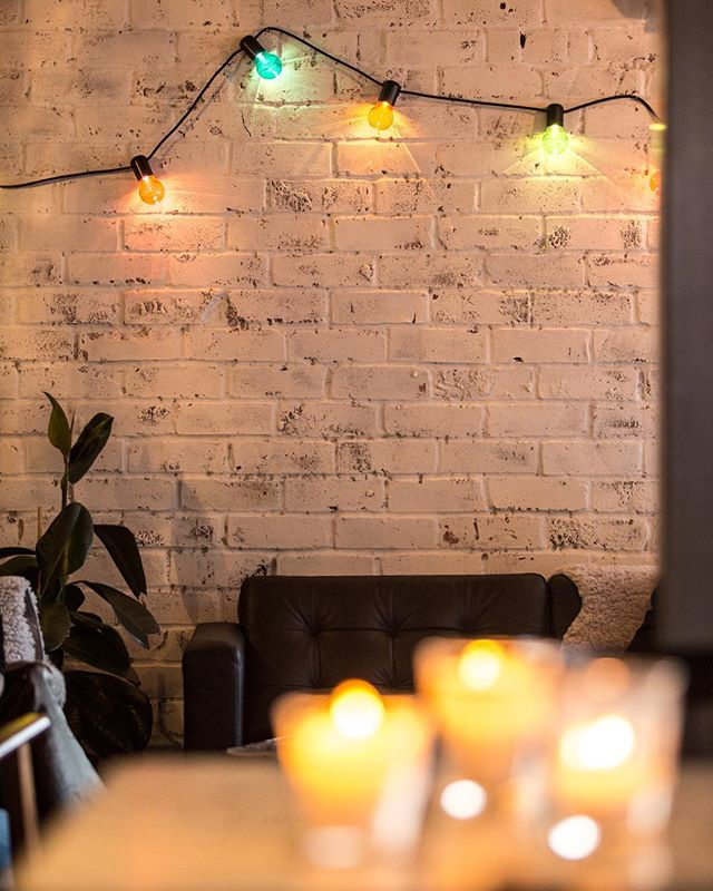 Open tonight for cocktails and tapas. The sofa's available for once... hurry! 🍸
