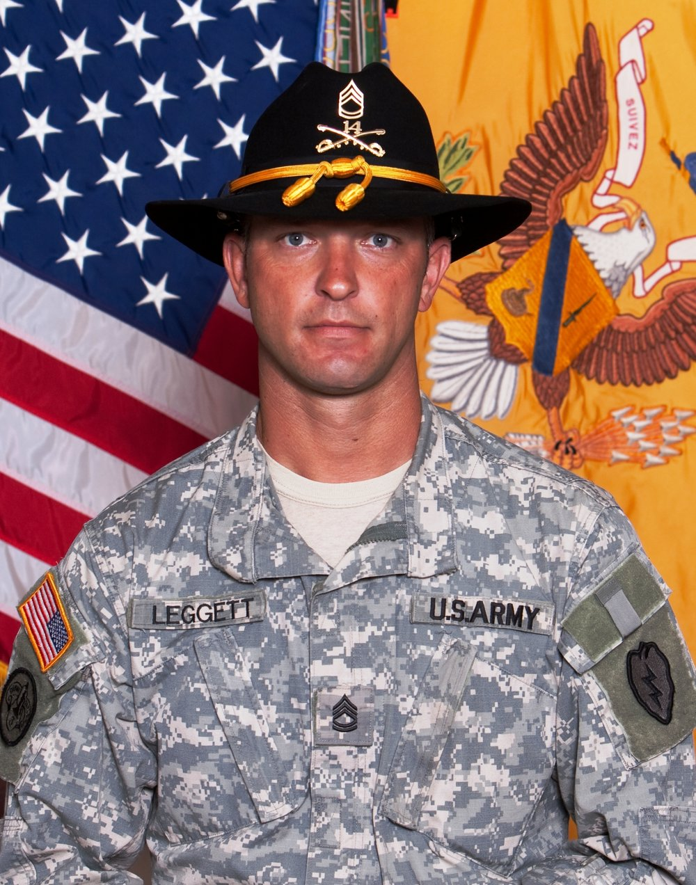 SFC Matthew I.  Leggett