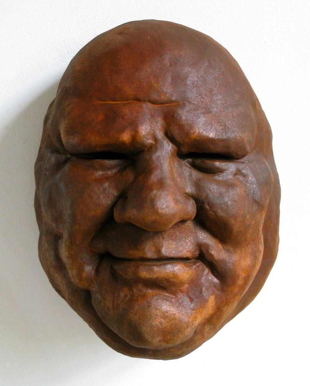 Rust face