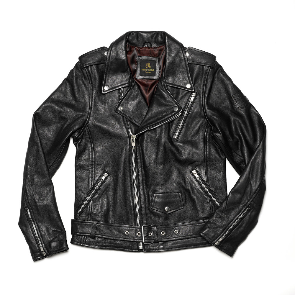BRANDO Genuine leather Jacket