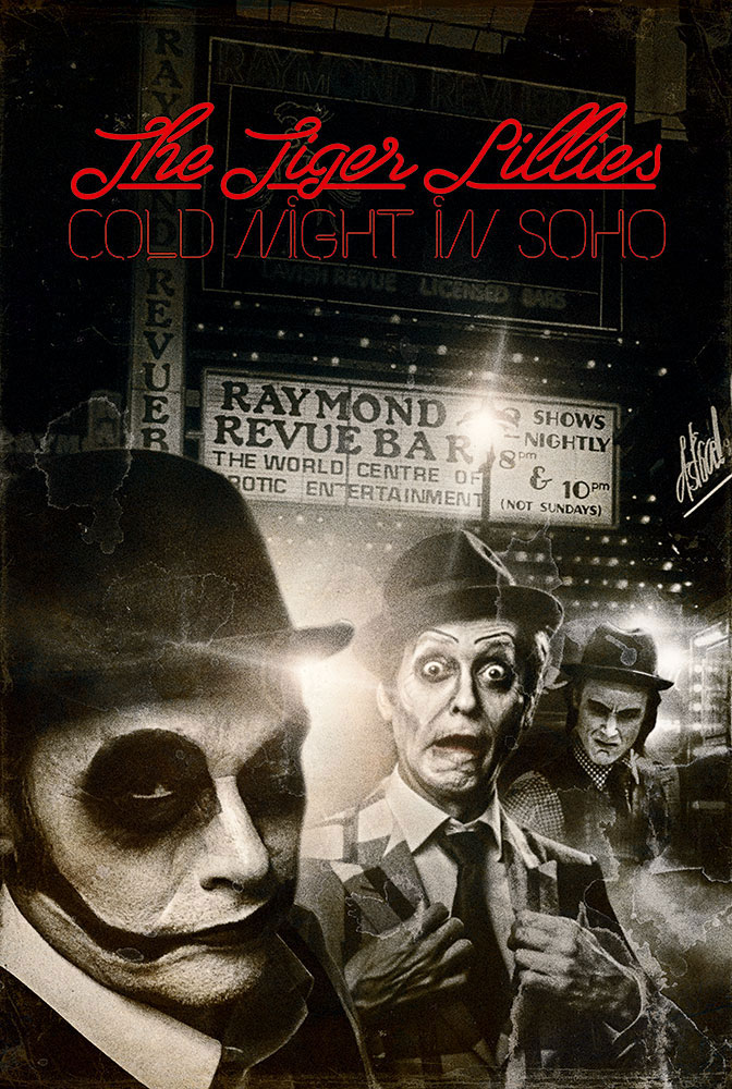 Cold Night in Soho Poster