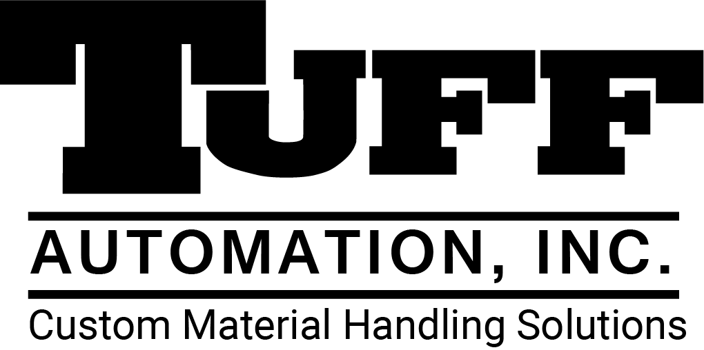 Tuff Automation custom material handling solutions