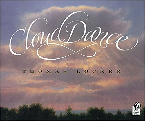 Cloud Dance  by Thomas Locker