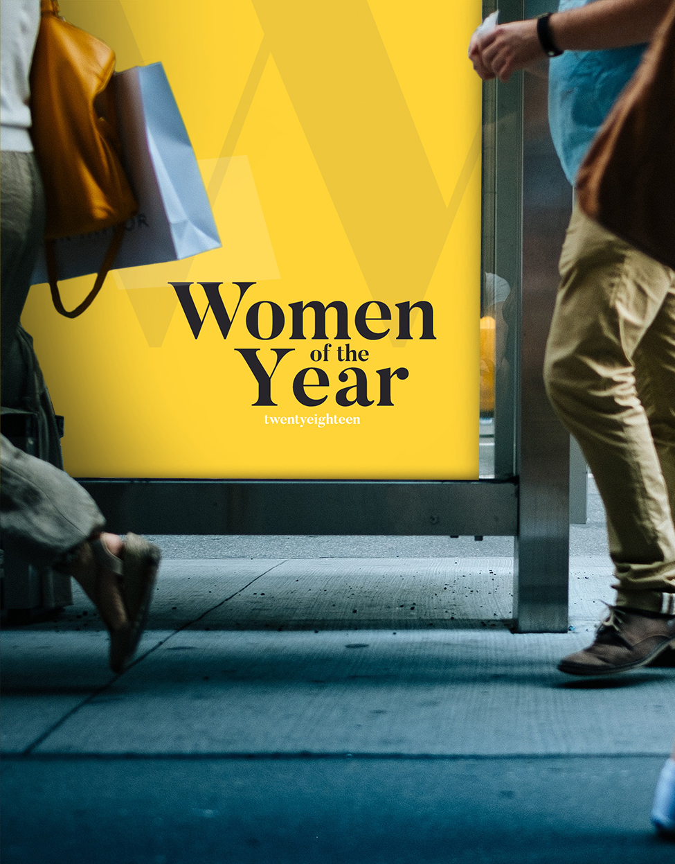 Women of the year Awards 2018