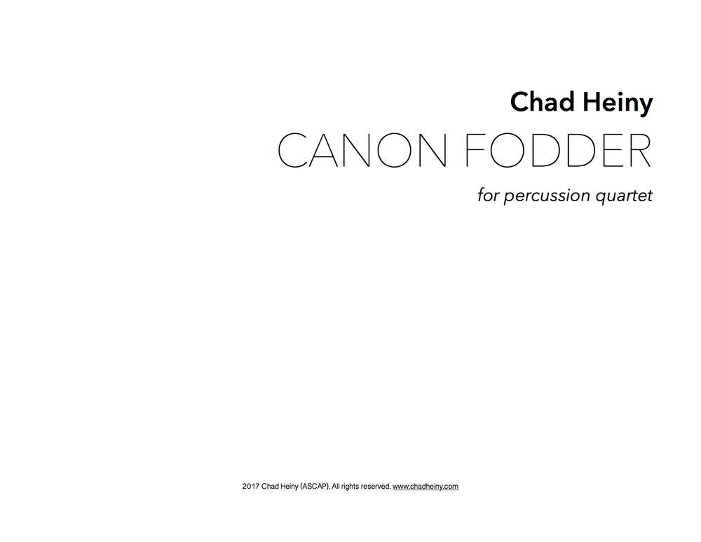 Canon Fodder - Title.jpg