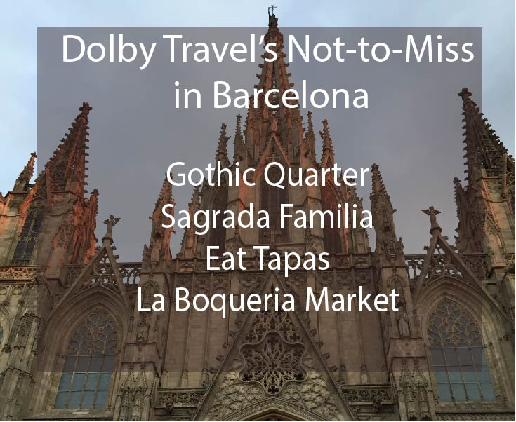 Not To Miss Barcelona