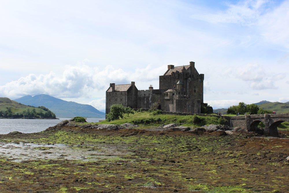 Eileen Dunan Castle