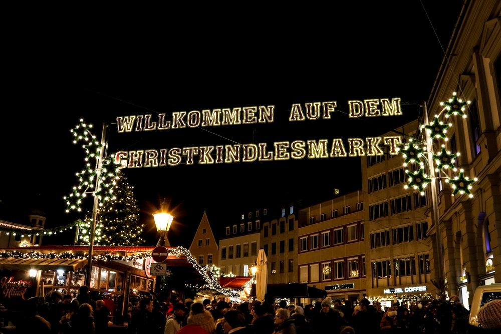 Augsburg Main Christmas Market