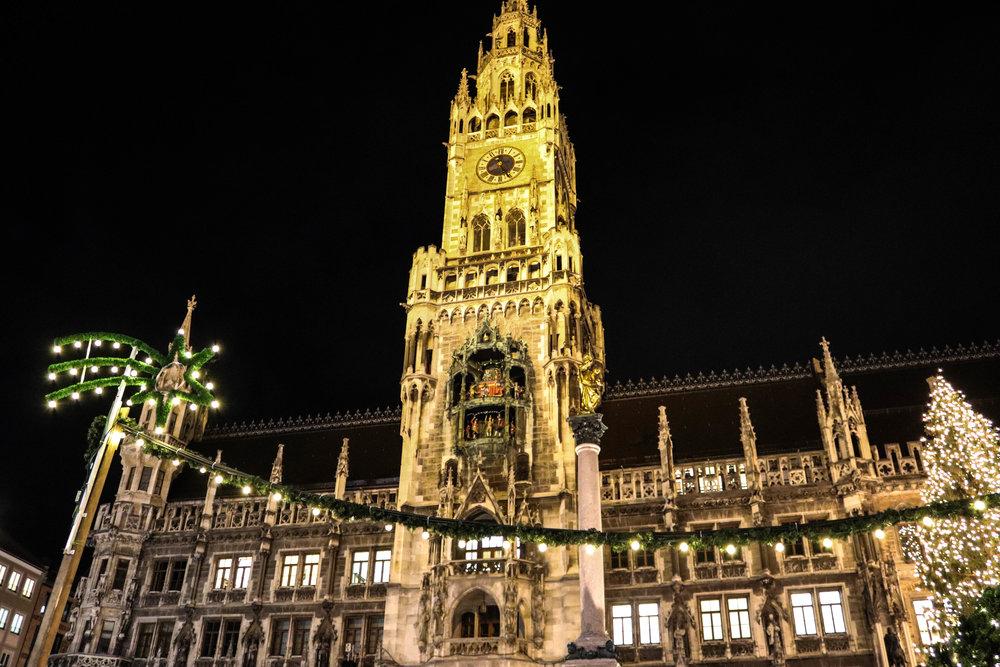 Munich's main Christmas Market