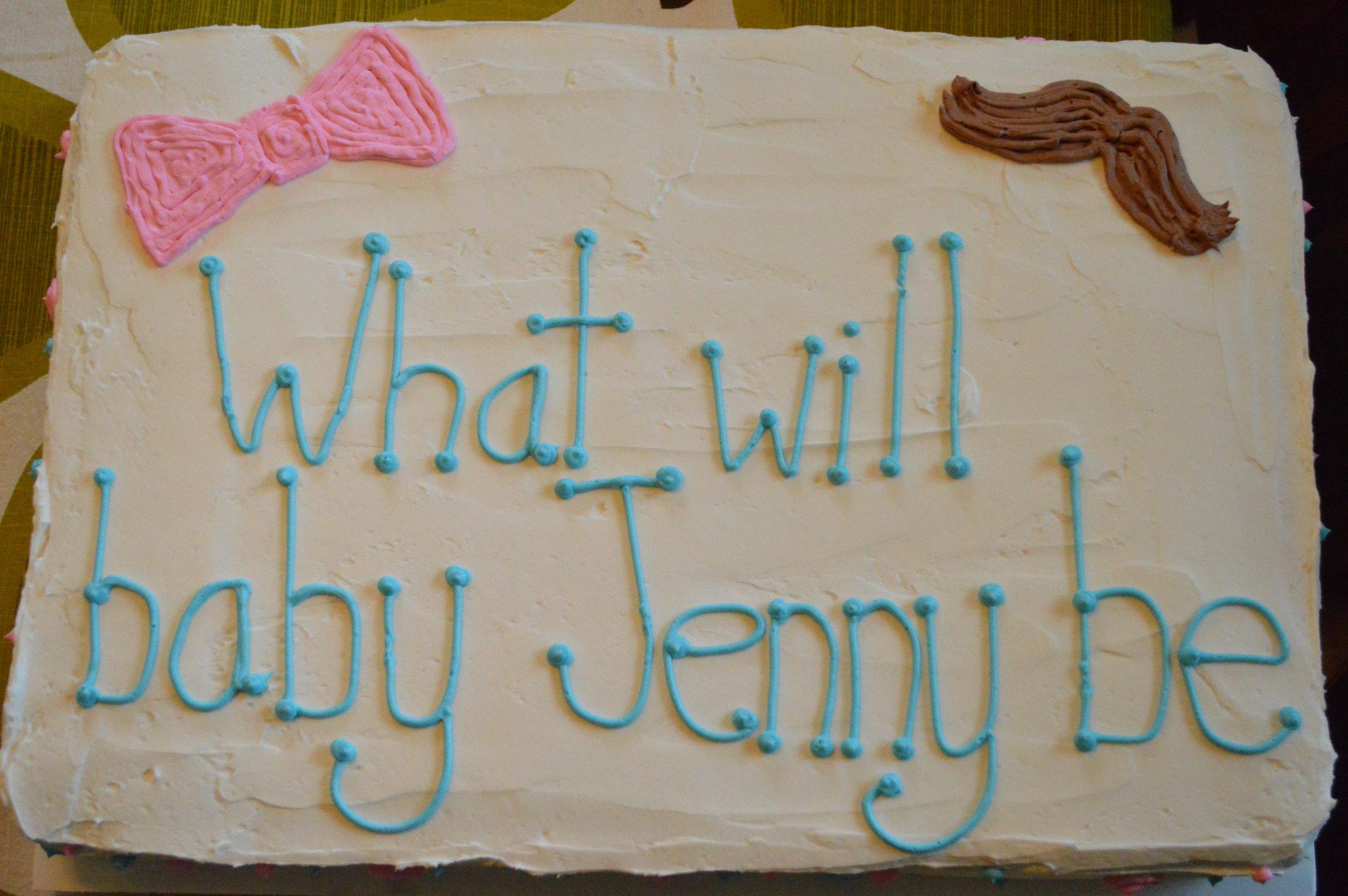 baby cake 1