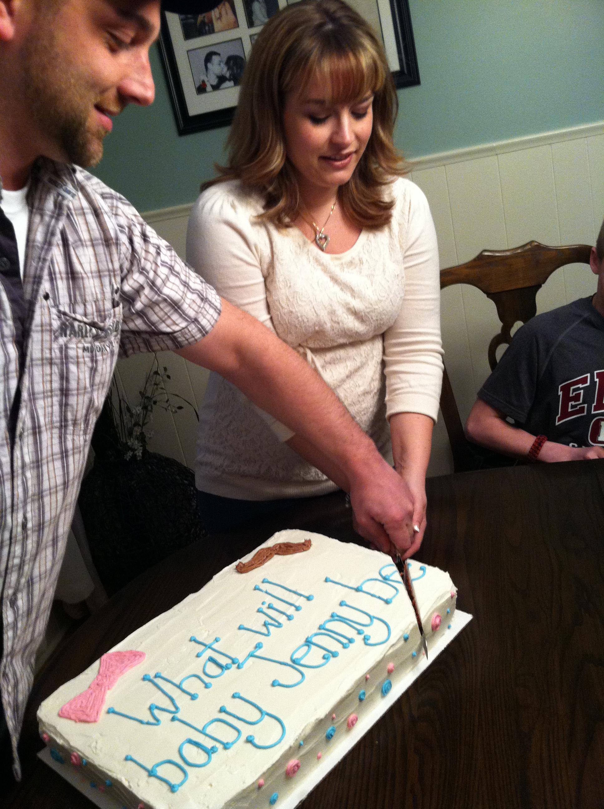 Baby cake 3