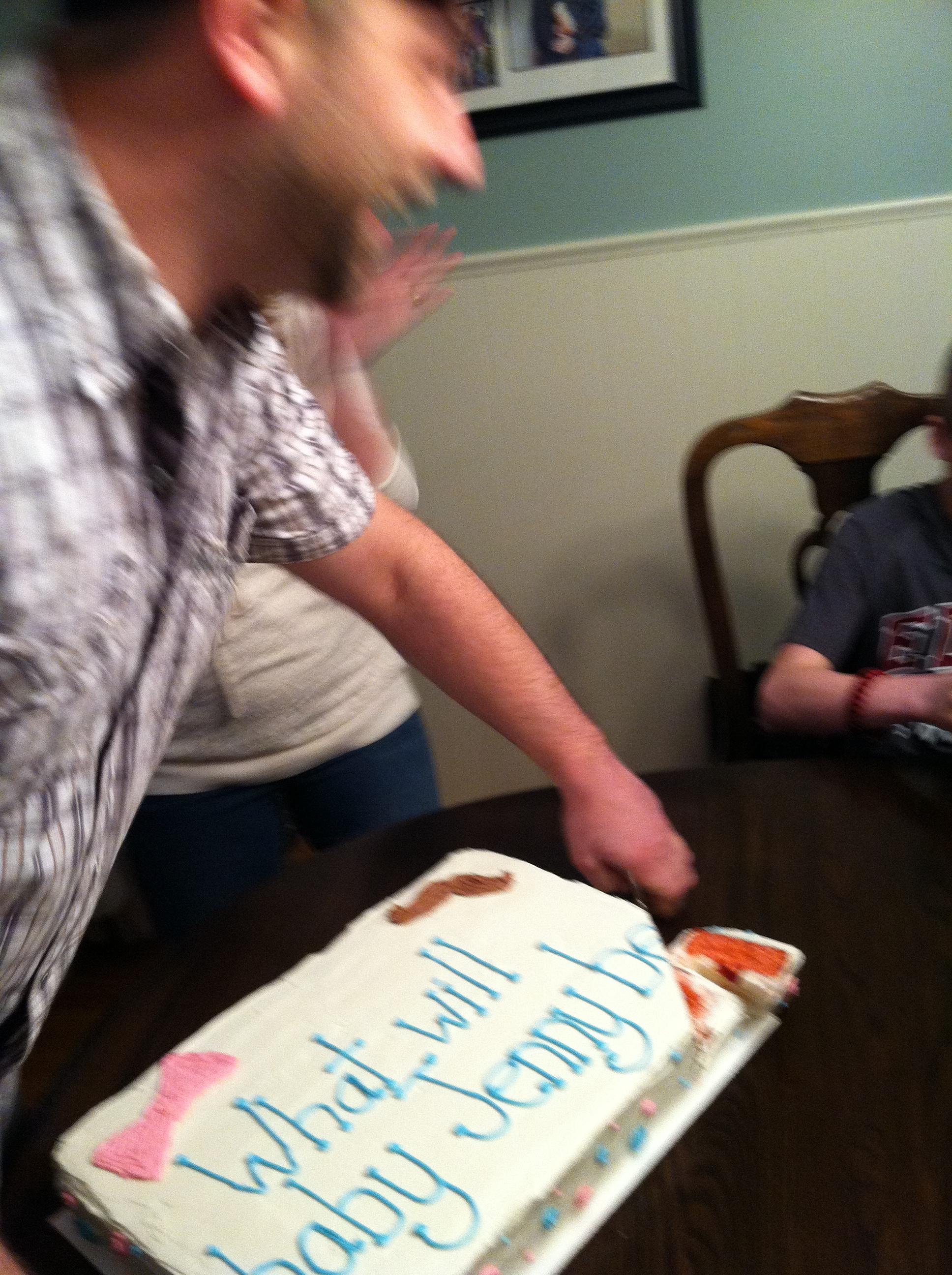 Baby cake 4