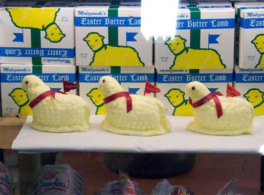 butter lamb