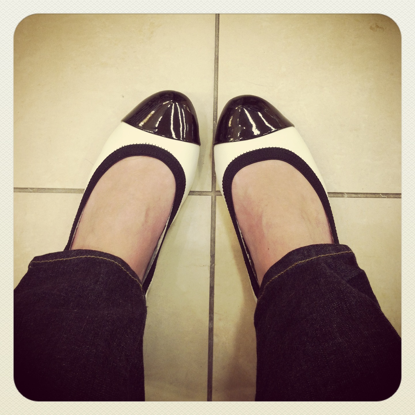 Salon shoes