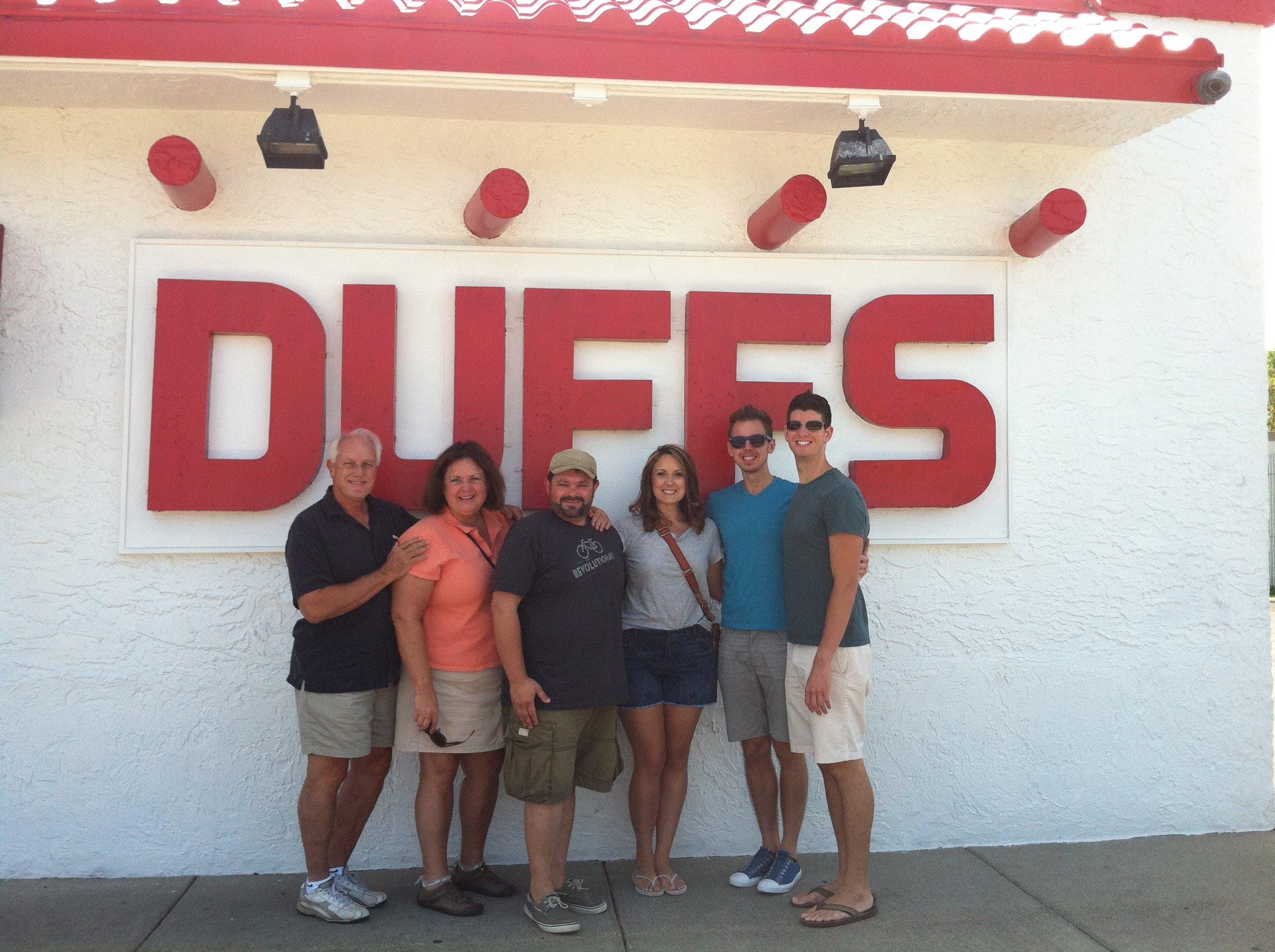Duffs 6
