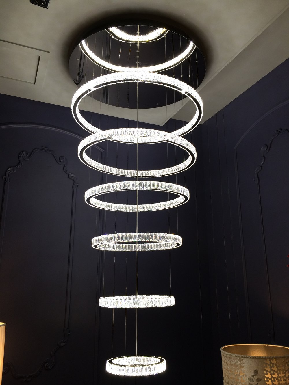 Bespoke 6 Tier Halo