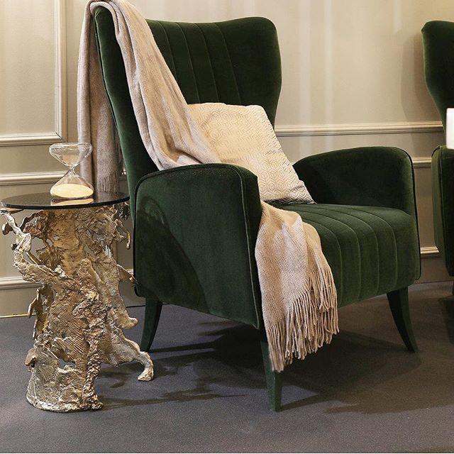 Flowing lava inspired side table Cay.  Moulded in cast brass with bronze glass top. . . . . . . . #bespokelighting #luxeinteriors #interiorinspo #interior124 #luxurydesigns #interiordesign #interior123 #interior125 #luxehome #elledecor #elledecoration #designer #designerhome