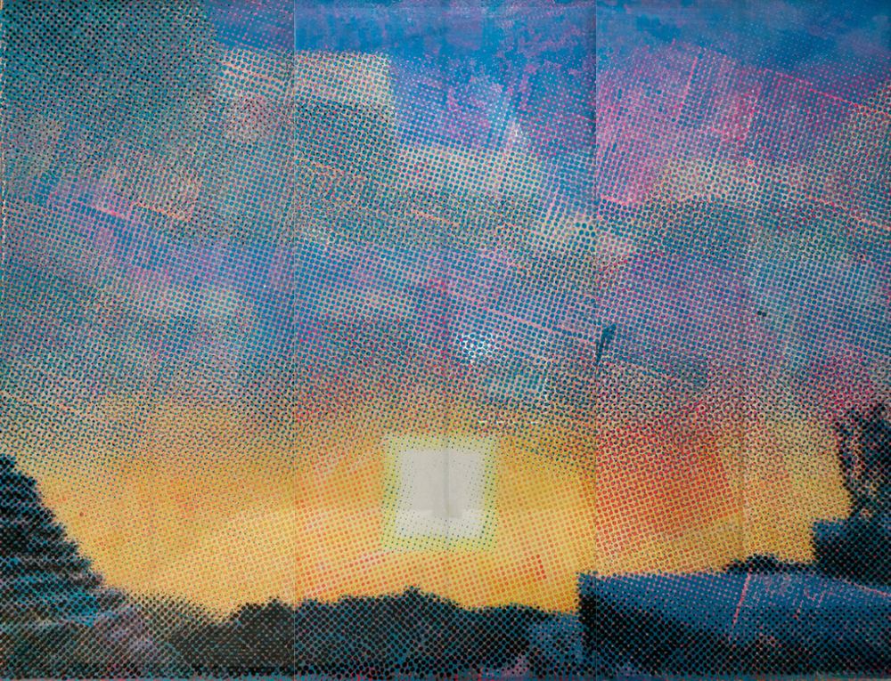 Selfridges, 2019, 3678 x 2750mm
