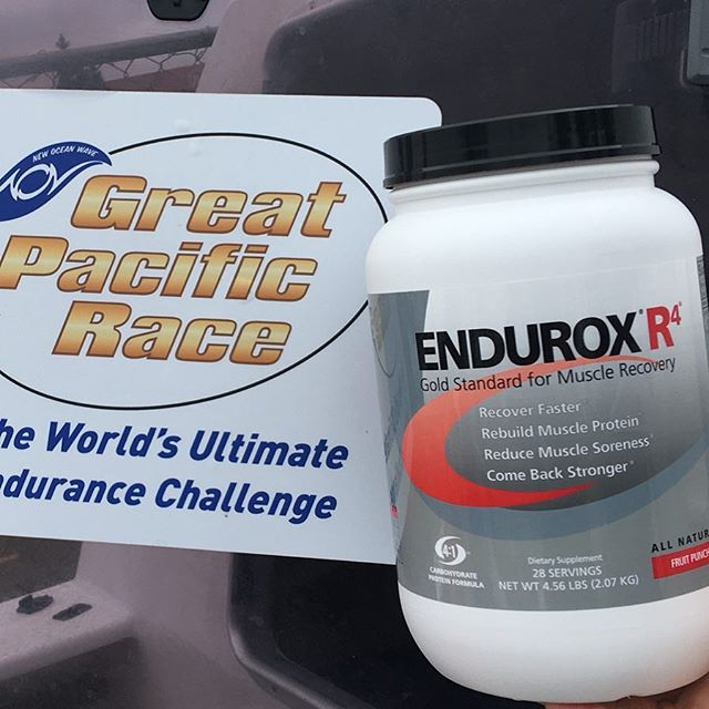 Thanks Pacific Health Labs for sponsoring our Great Pacific Race team, Uniting Nations! #enduroxr4 #endurox #protein #greatpacificrace #pacifichealthlabs