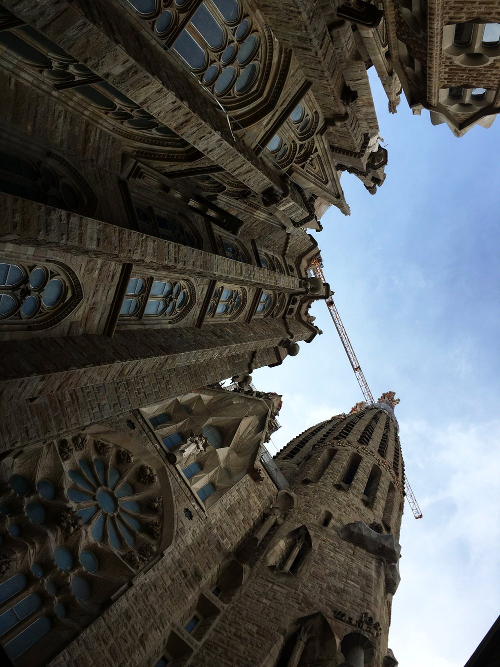 La Sagrada Família is the most iconic building by master Antoni Gaudí. Remember to get your tickets in advance to avoid long lines.