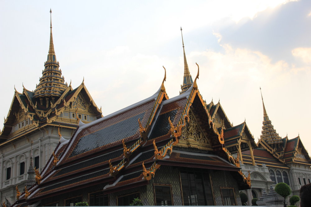 Everybody visits the Grand Palace in Bangkok. Ain't no shame in visiting a major tourist site when you ARE a tourist in this beautiful Kingdom.  Remember to dress appropriately, as in modest.